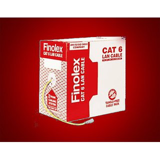 Finolex CAT-6 305mtr