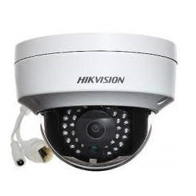Hikvision 4MP IP Dome Metal Camera DS-2CD214WFWD-I