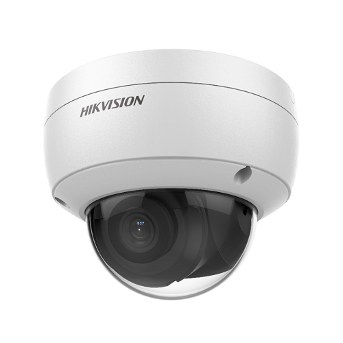 Hikvision 6MP IP WDR Dome Metal Camera with Built-in Mic DS-2CD2163G0-IU