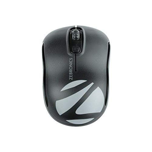 Zebronics Wireless 2.4GHz Optical Mouse