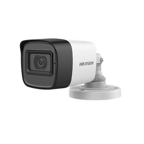 Hikvision In-Built Audio 5MP HD Bullet Metal DS-2CE16H0T-ITFS