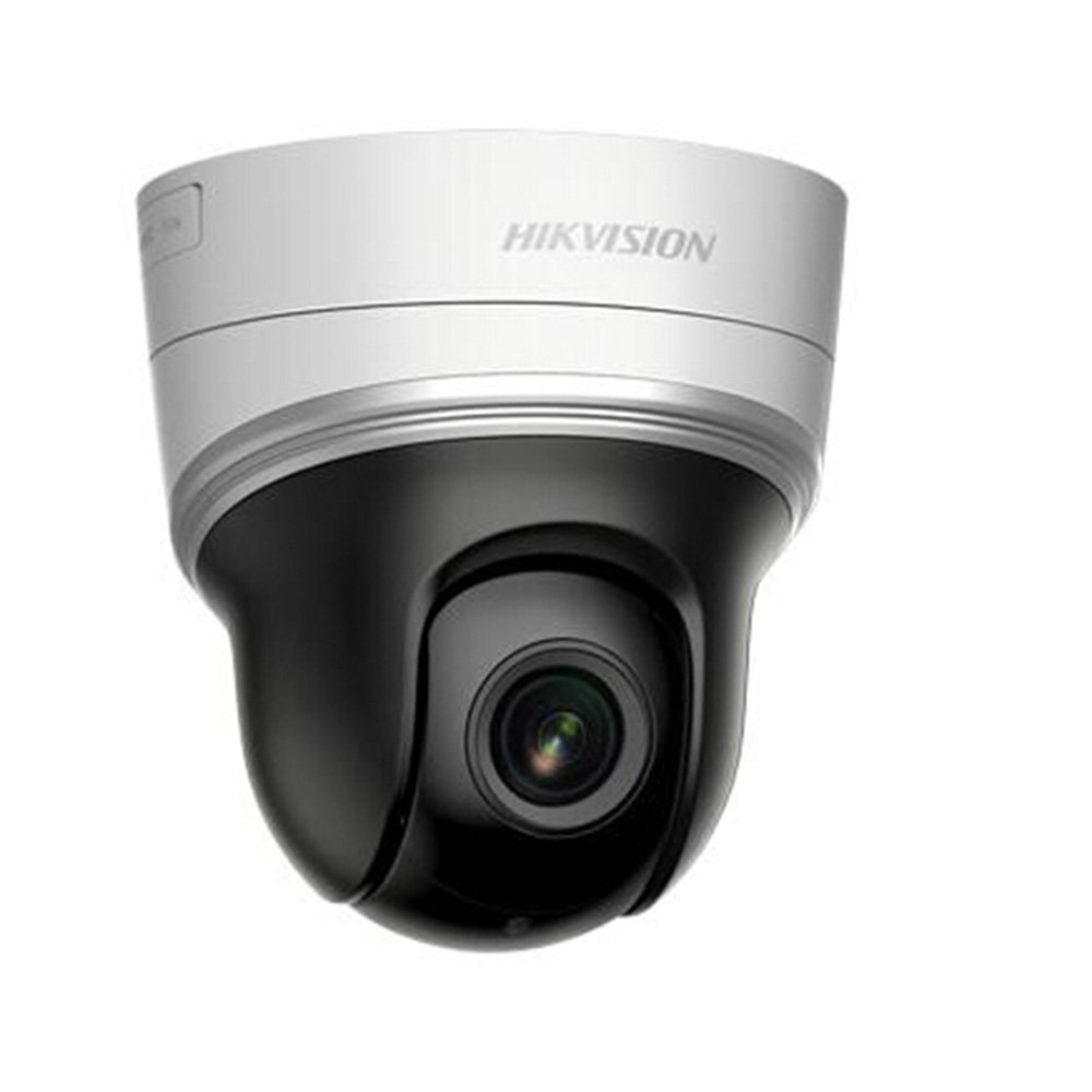 Hikvision 2MP Mini PTZ with 4X Zoom DS-2DE2204IW-DE3