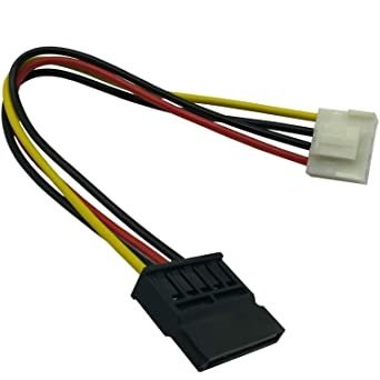 SATA Power Cable for Hikvision DVR