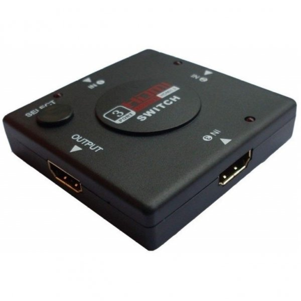 HDMI Switch 3 Port