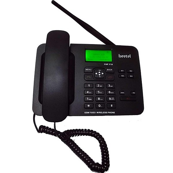 Beetel F1K GSM Fixed Wireless Phone (2G)
