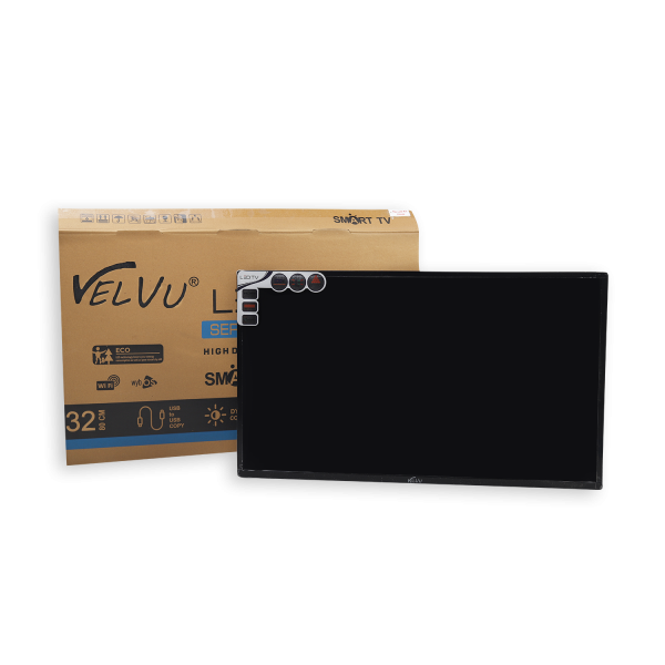 "Velvu 32"" LED Smart 1GB STVL32SL-1GB"