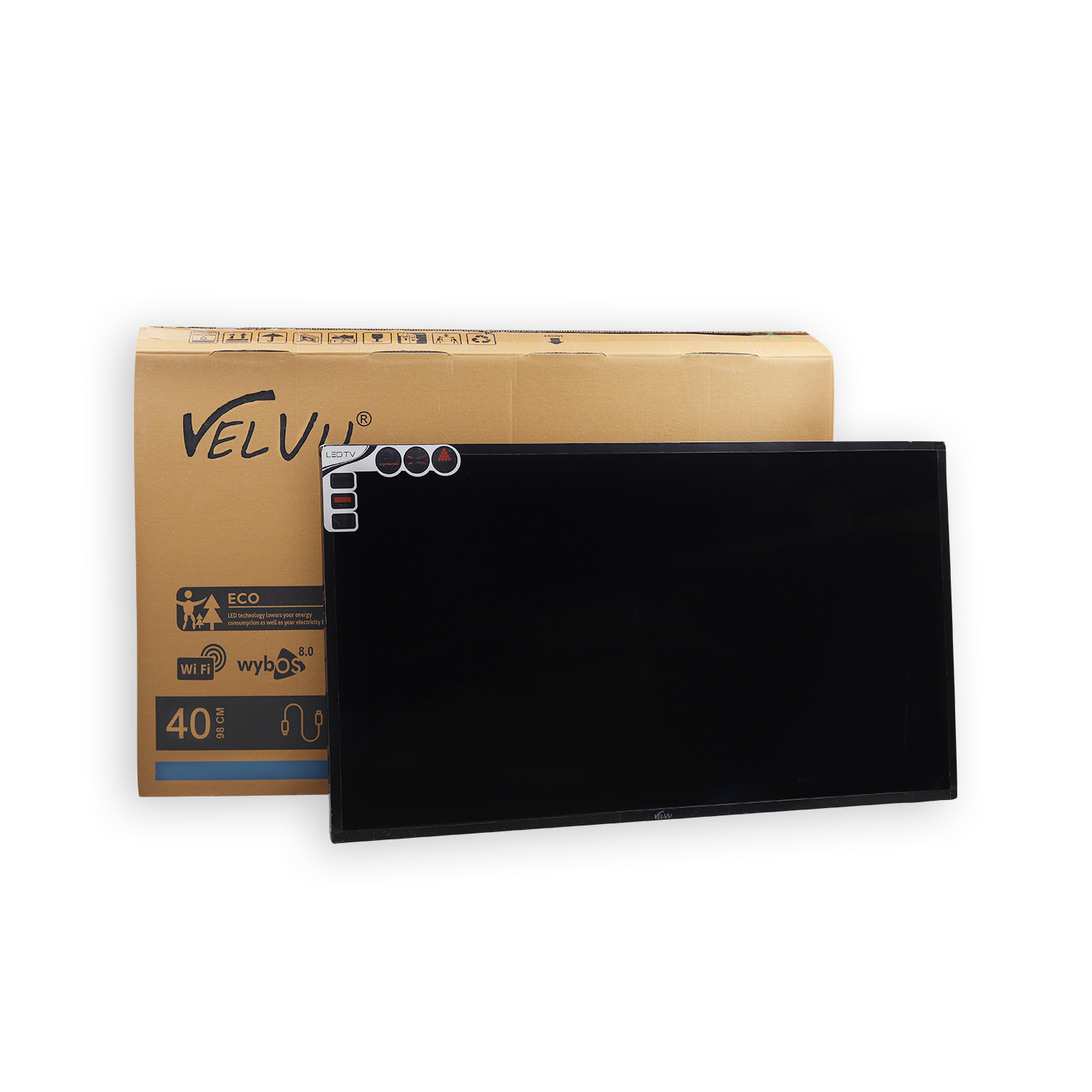 "Velvu 40"" LED Smart 1GB STVL40SL-1GB"