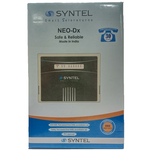 SYNTEL NEO 206DX 2CO+6TRUNK