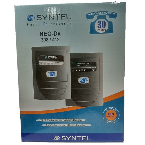 SYNTEL NEO 312DX 3CO+12TRUNK