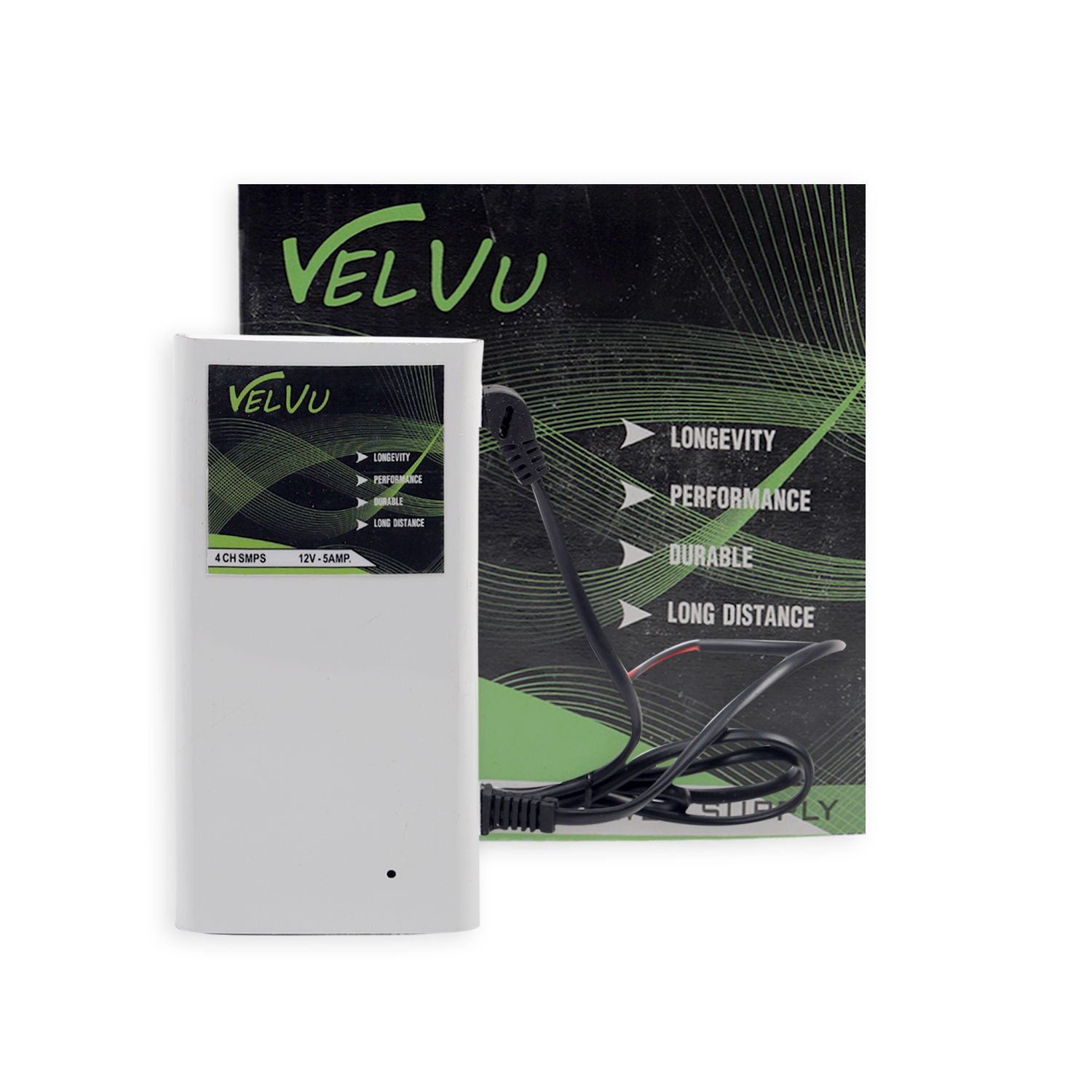 Velvu 4ch SMPS with Wire ST-PS-04W