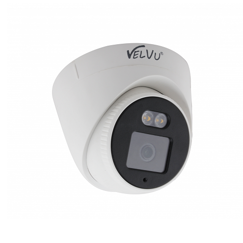 Velvu Color Night Vision 2MP HD Dome ST-VD HD 2002WL