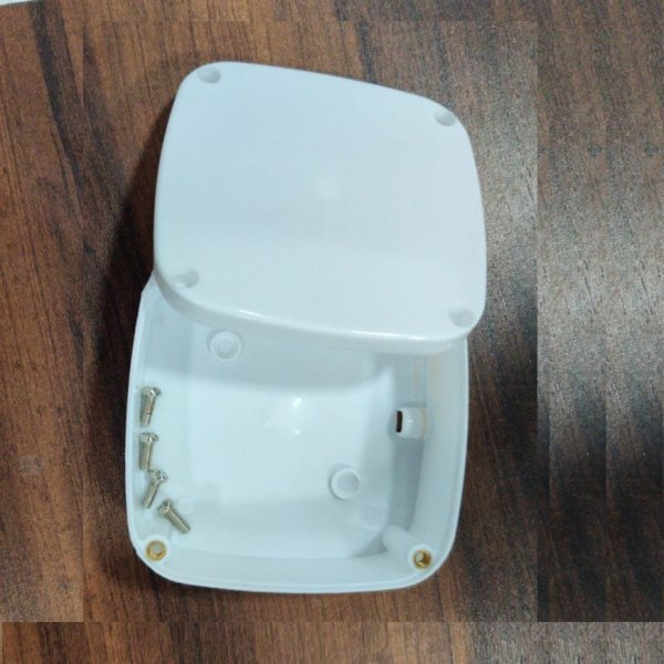 Velvu Plastic Junction Box 4X4