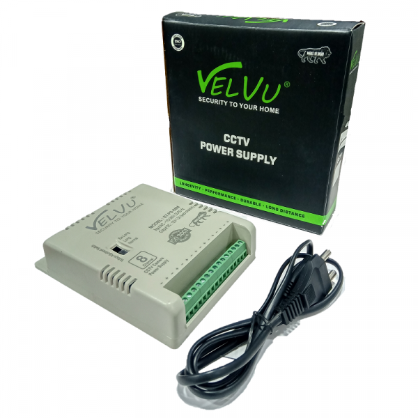 Velvu 8ch SMPS (Multi) ST-PS-08M