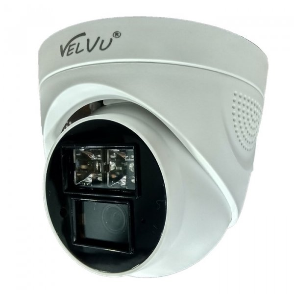 Velvu 3MP IP Two Way Audio Dome Camera ST-VD IP3002AS