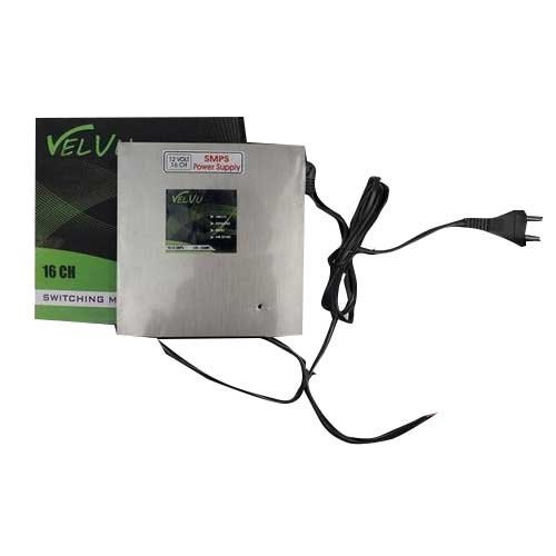 Velvu 16ch SMPS with Wire ST-PS-16W