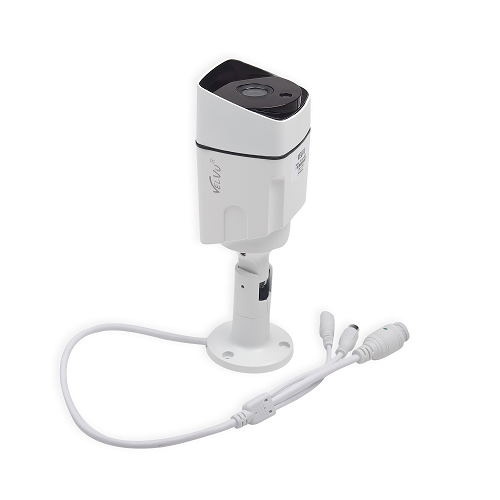 Velvu 5MP IP Bullet In-Built Audio 30mtr Metal ST-VB IP 5002P6 (Lens: 6mm)