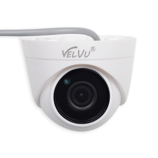 Velvu In-built Audio 2MP HD Dome ST-VD HD 2002A