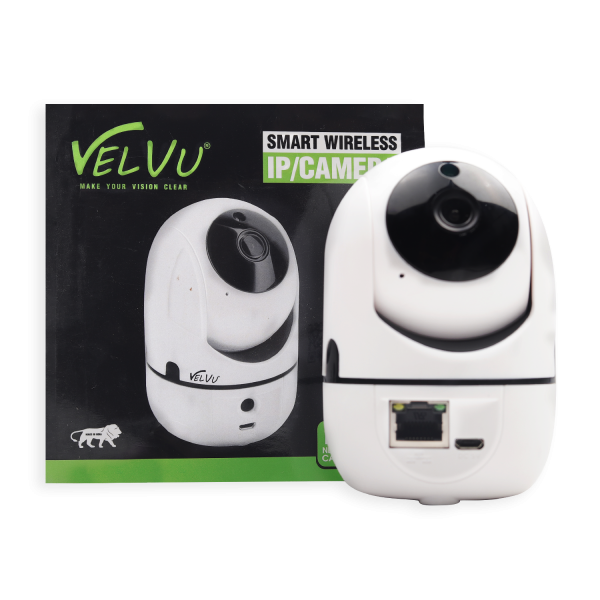 Velvu 2MP WiFi Pan-Tilt 360 Camera ST-VE-IP-2002FW